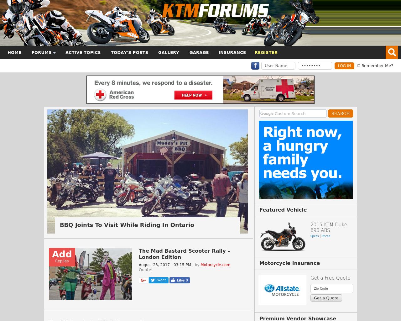 KTM-Forums-Advertising-Reviews-Pricing
