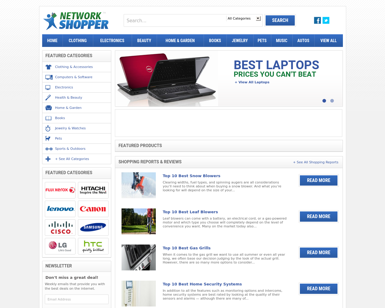 Network-Shopper-Advertising-Reviews-Pricing