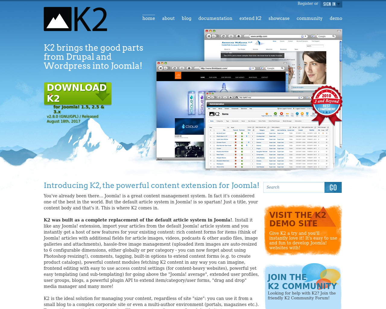 K2-(for-Joomla!)-Advertising-Reviews-Pricing