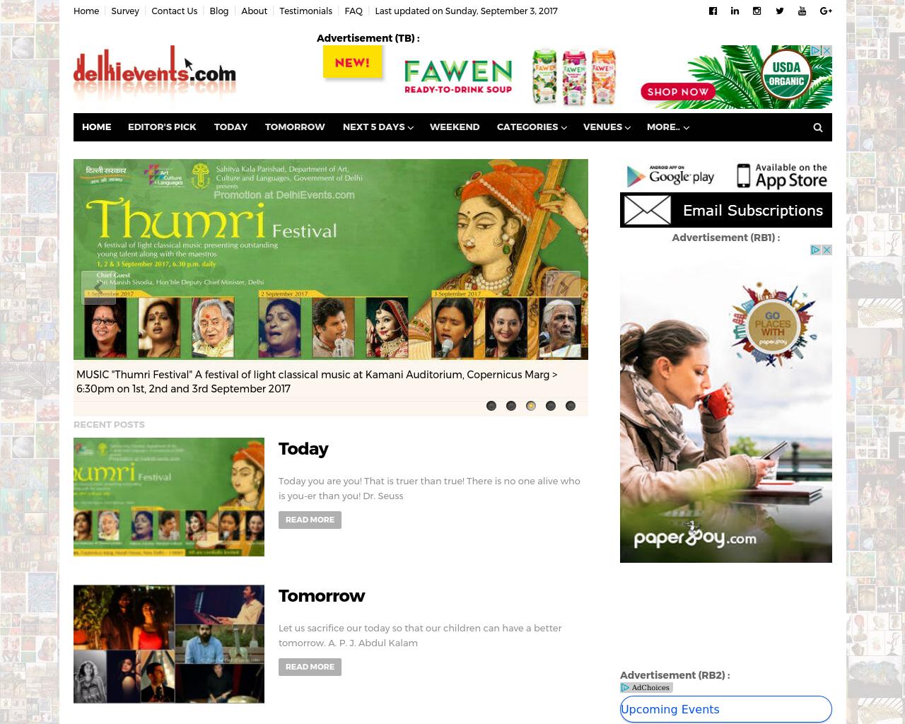 DelhiEvents.com-Advertising-Reviews-Pricing