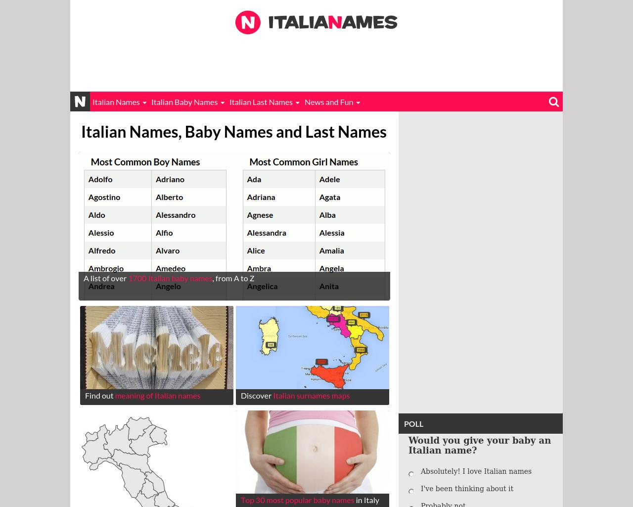Italian-Names-Advertising-Reviews-Pricing