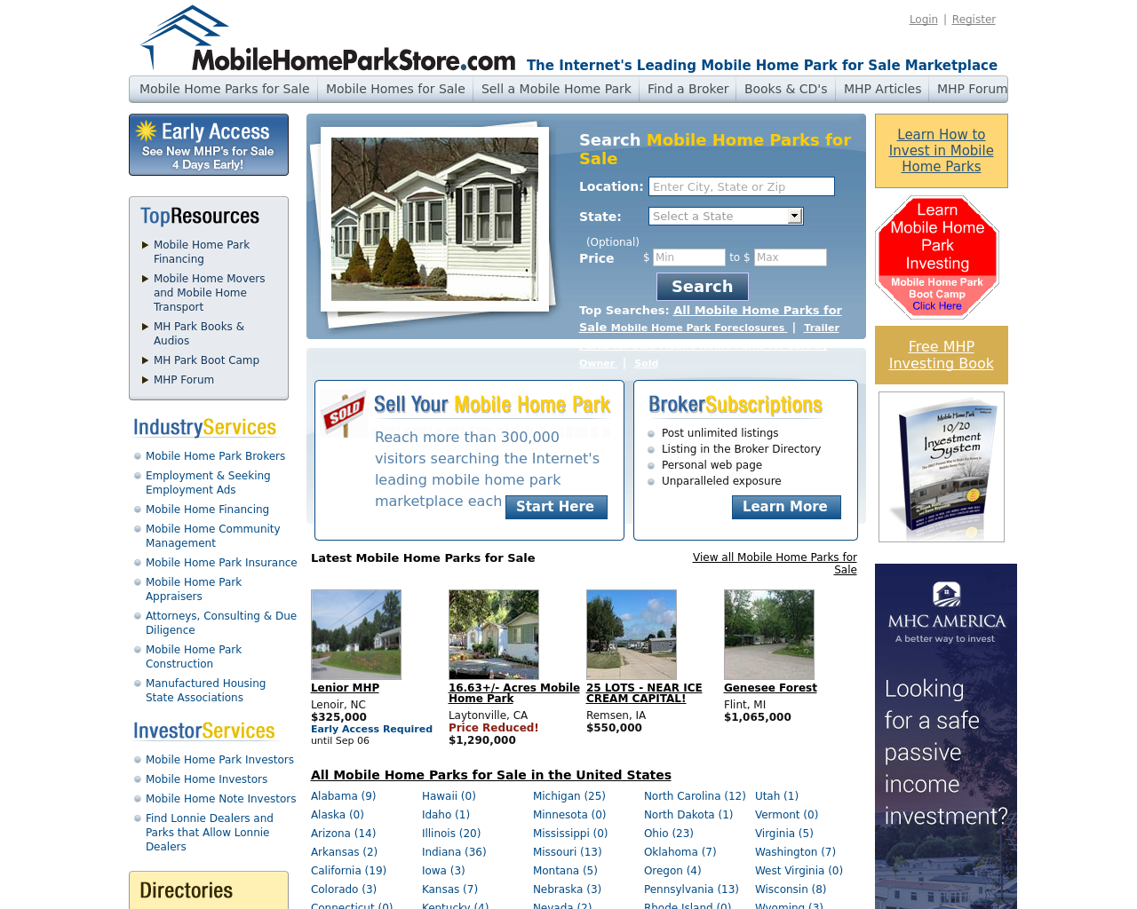 MobileHomeParkStore-Advertising-Reviews-Pricing