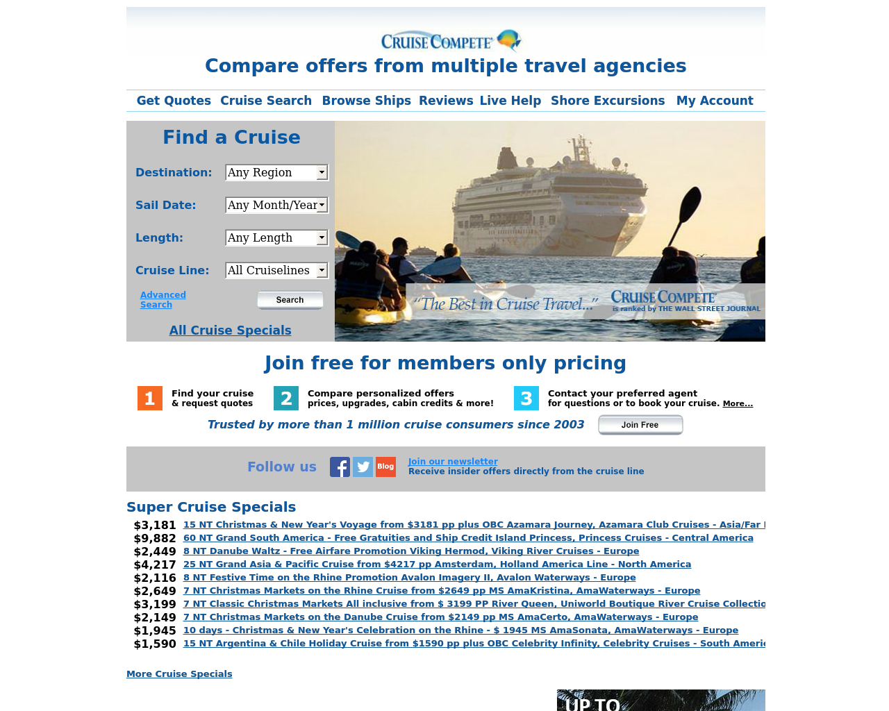 CruiseCompete-Advertising-Reviews-Pricing