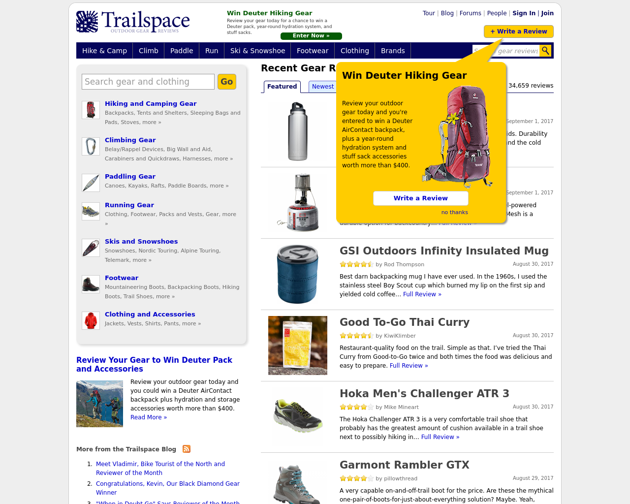 Trailspace-Advertising-Reviews-Pricing