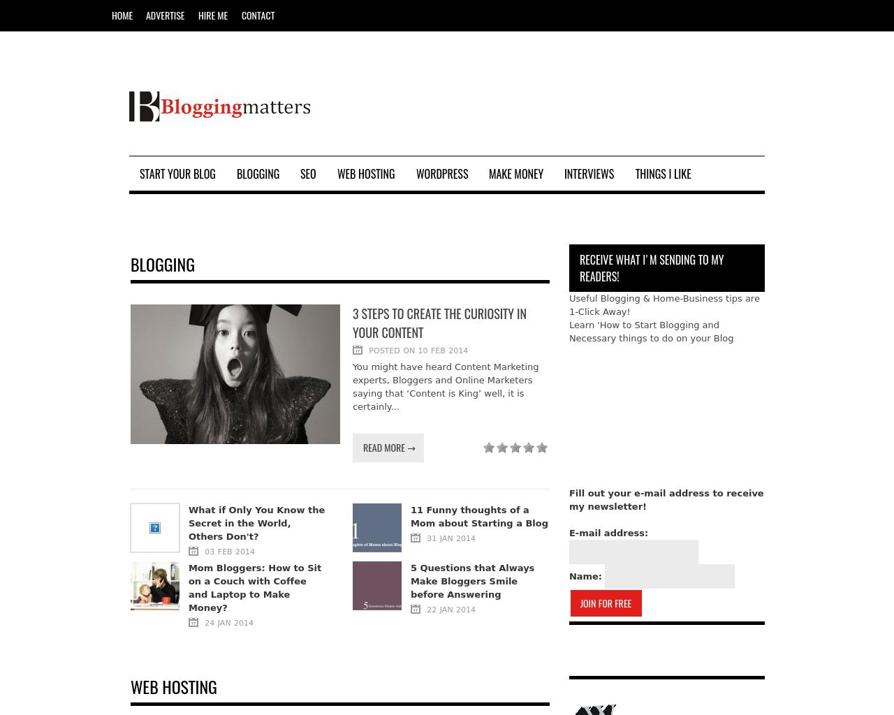 Blogging-Matters-Advertising-Reviews-Pricing