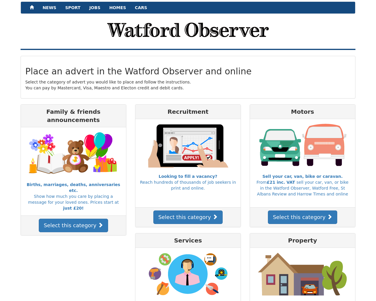Watford-Observer-Advertising-Reviews-Pricing