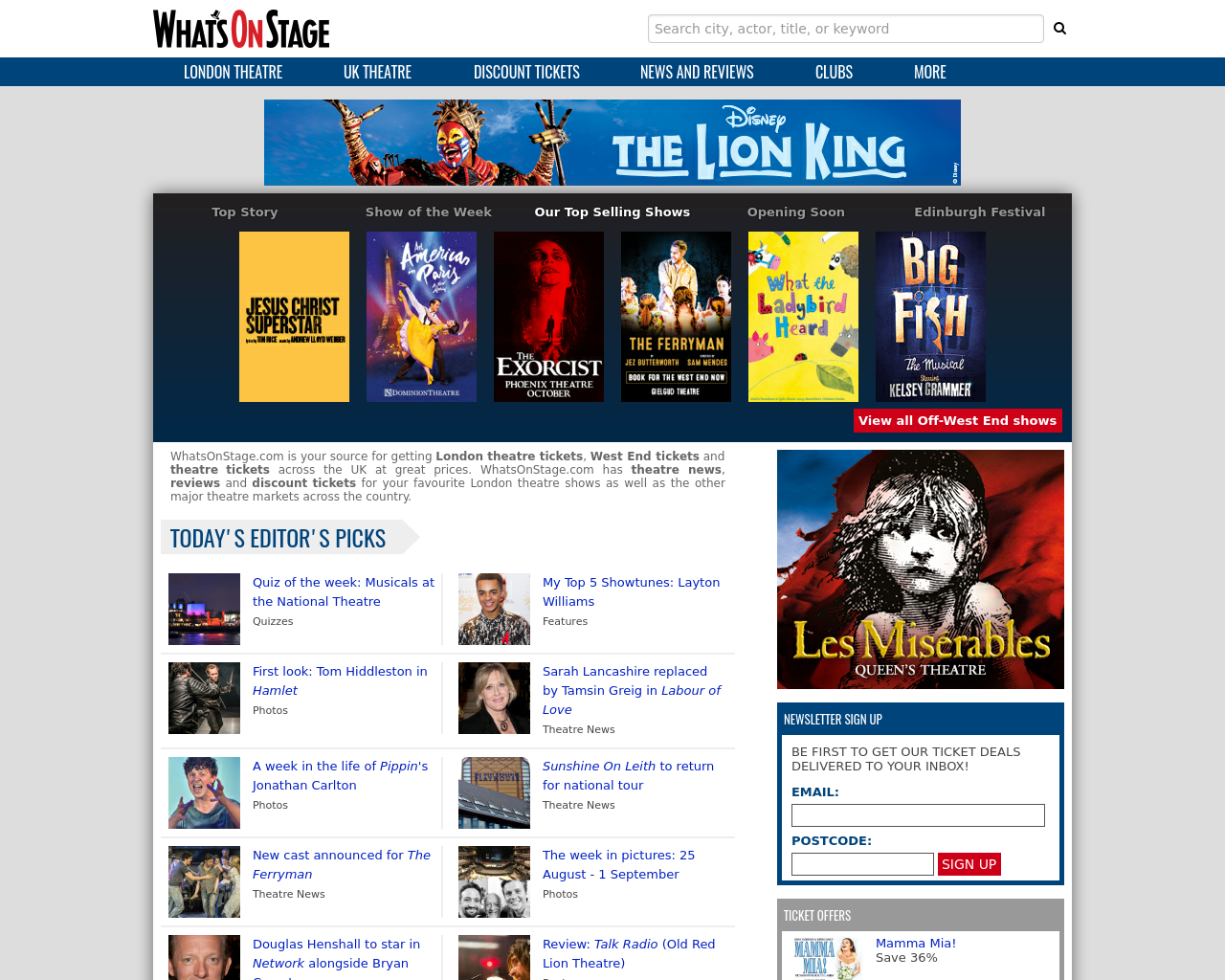 WhatsOnStage-Advertising-Reviews-Pricing