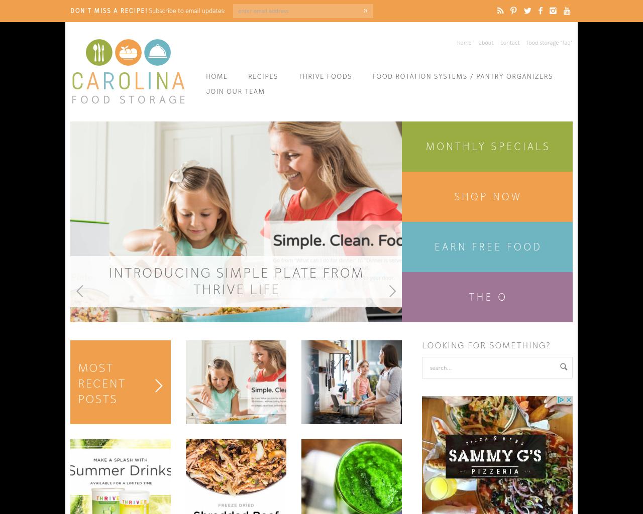 Carolina-Food-Storage-Advertising-Reviews-Pricing