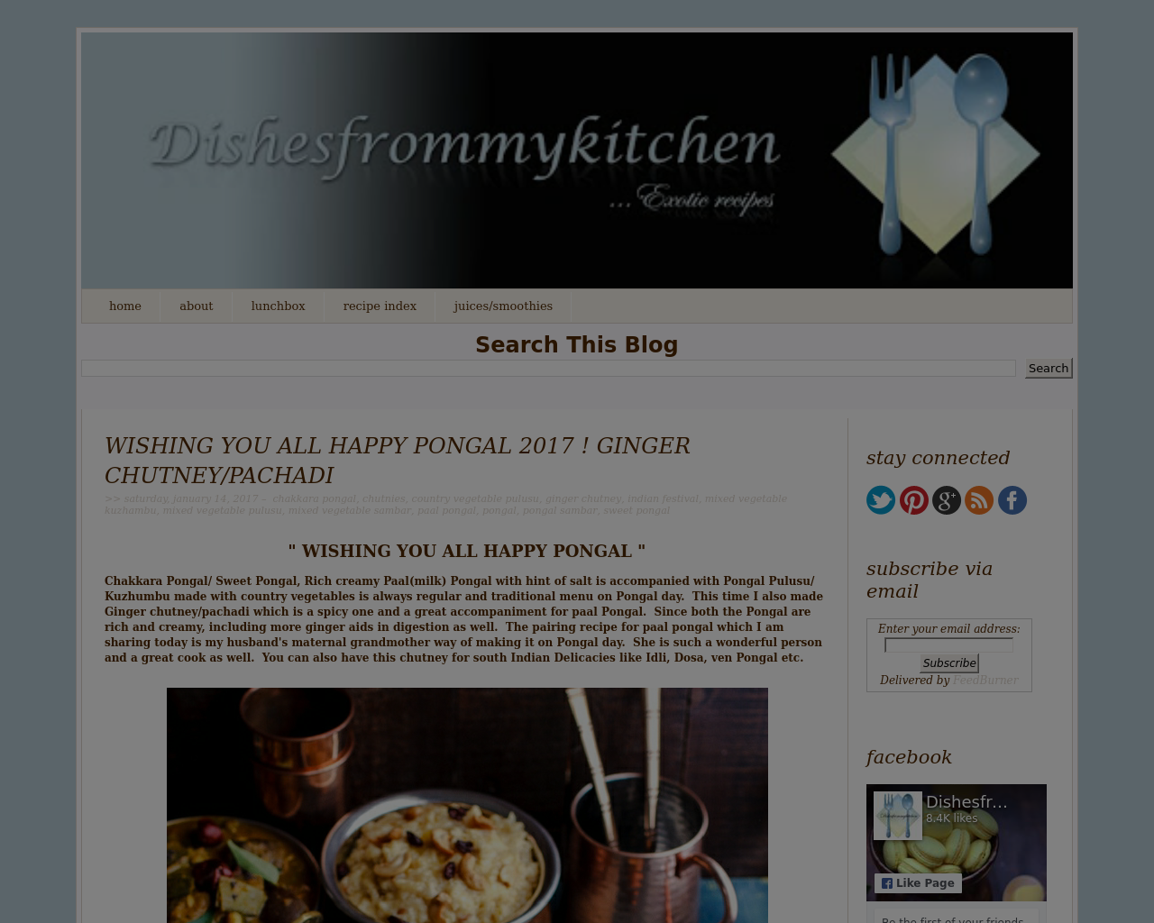 Dishes-from-my-kitchen-Advertising-Reviews-Pricing