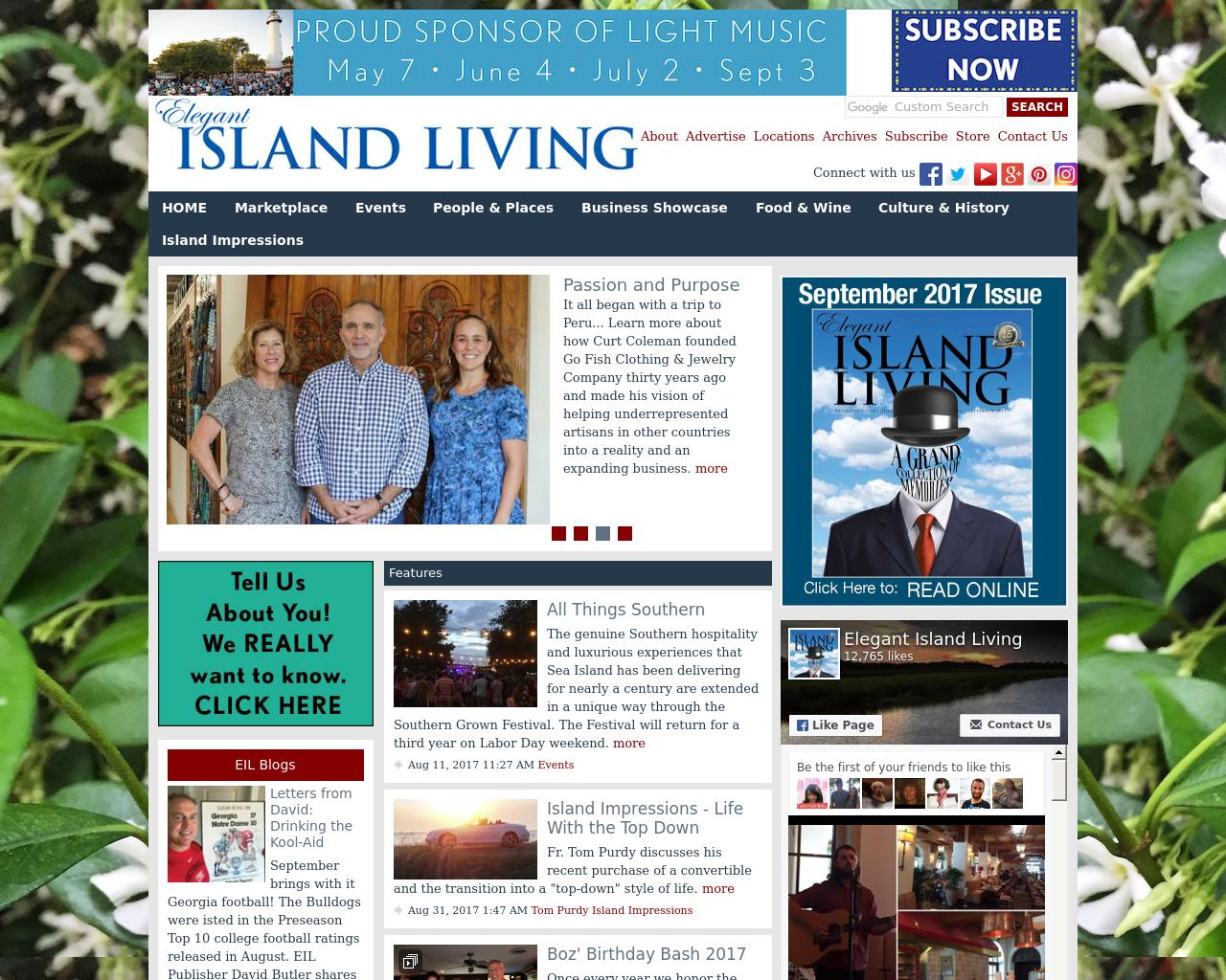 Elegant-Island-Living-Advertising-Reviews-Pricing