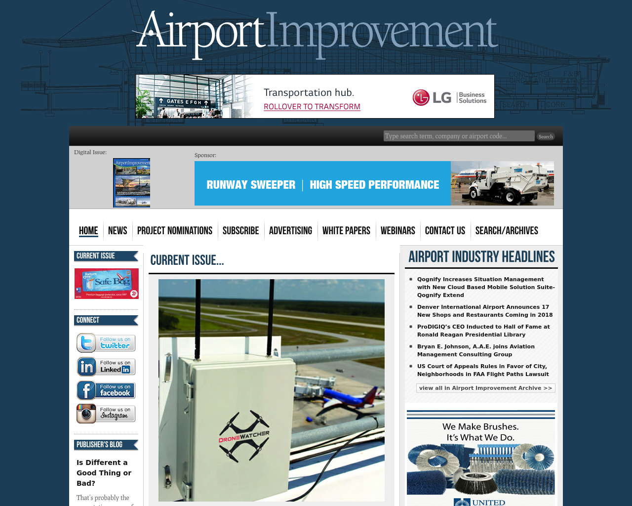 AIRPORT-IMPROVEMENT-Advertising-Reviews-Pricing