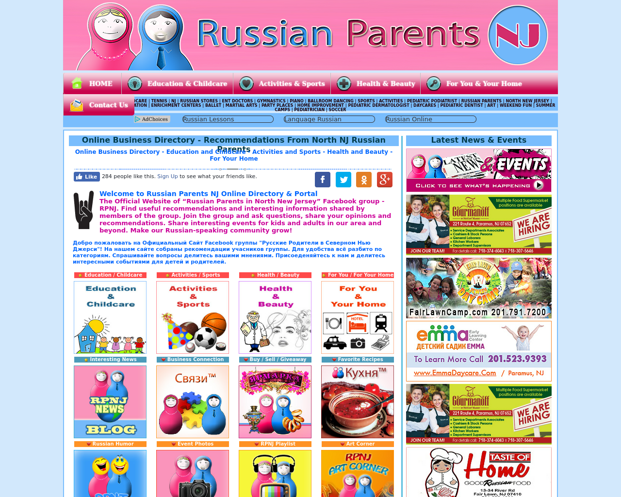 Russian-Parents-NJ-Advertising-Reviews-Pricing