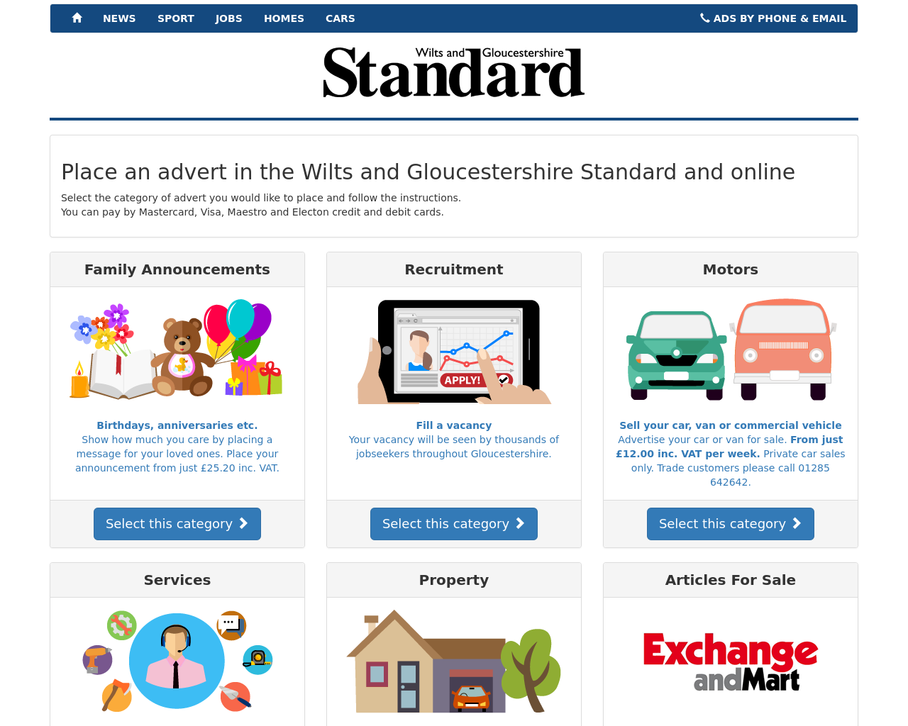 Wilts-And-Gloucestershire-Standard-Advertising-Reviews-Pricing