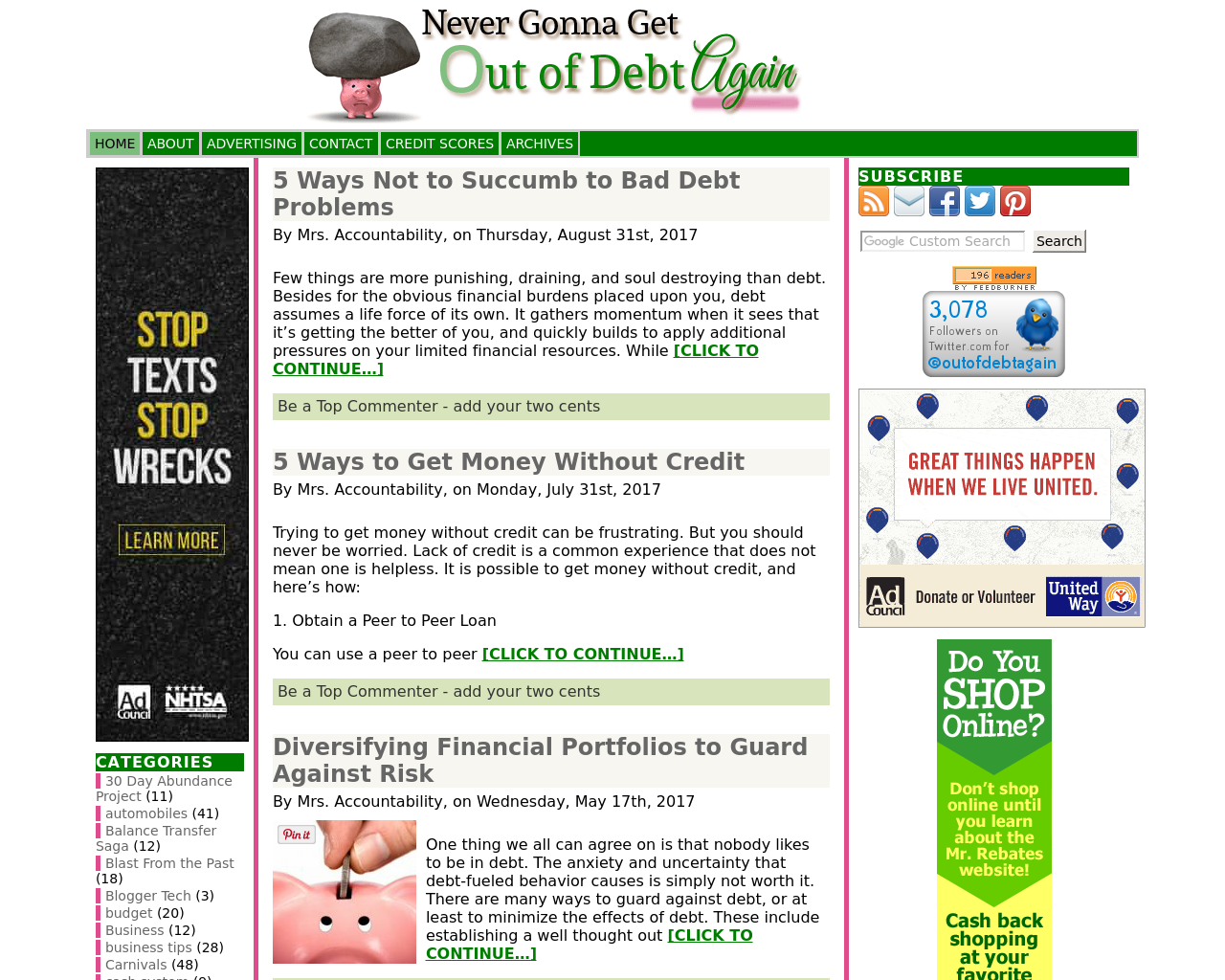 Never-Gonna-Get-Out-Of-Debt-Again-Advertising-Reviews-Pricing