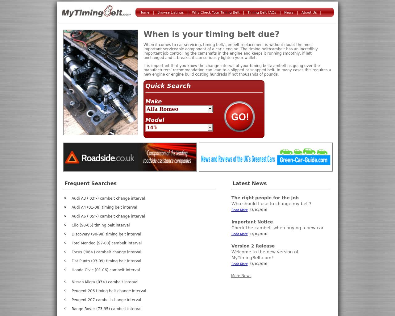 MyTimingBelt.com-Advertising-Reviews-Pricing
