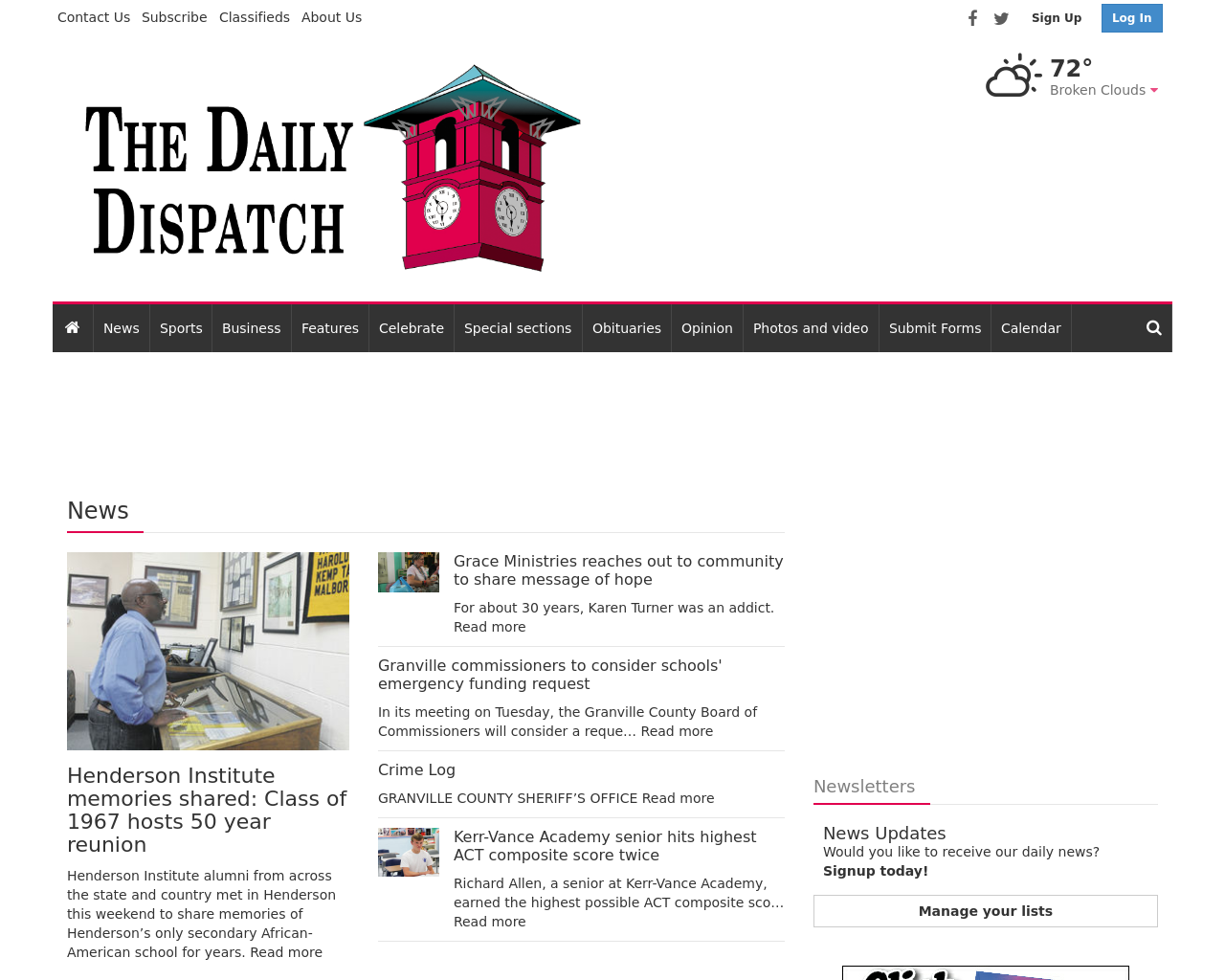 The-Daily-Dispatch-Advertising-Reviews-Pricing