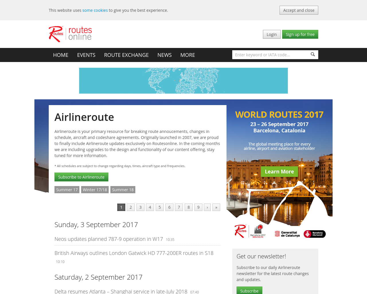 Airline-Route-Advertising-Reviews-Pricing