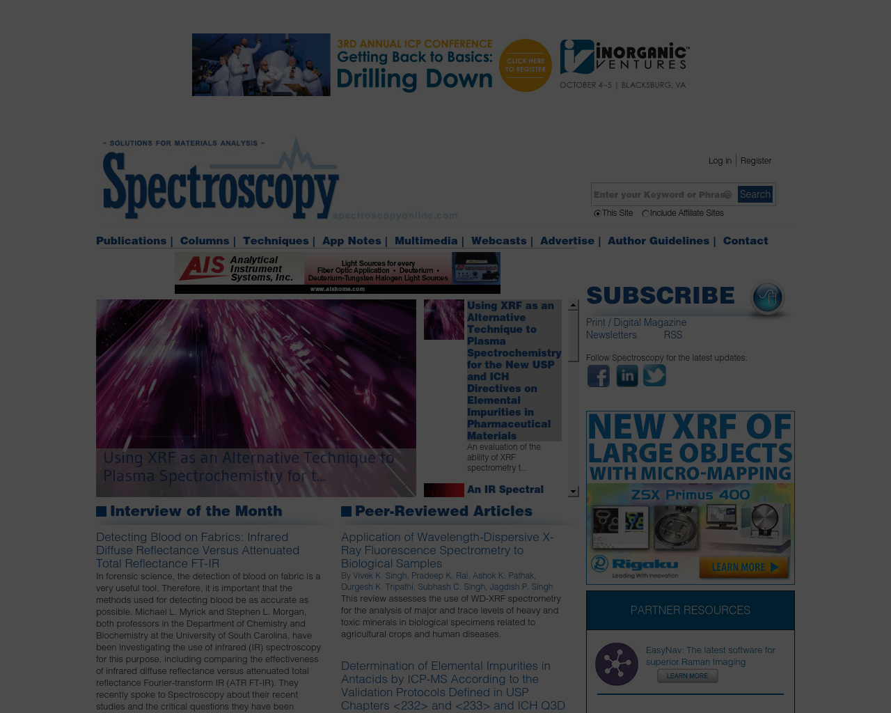 Spectroscopy-Advertising-Reviews-Pricing