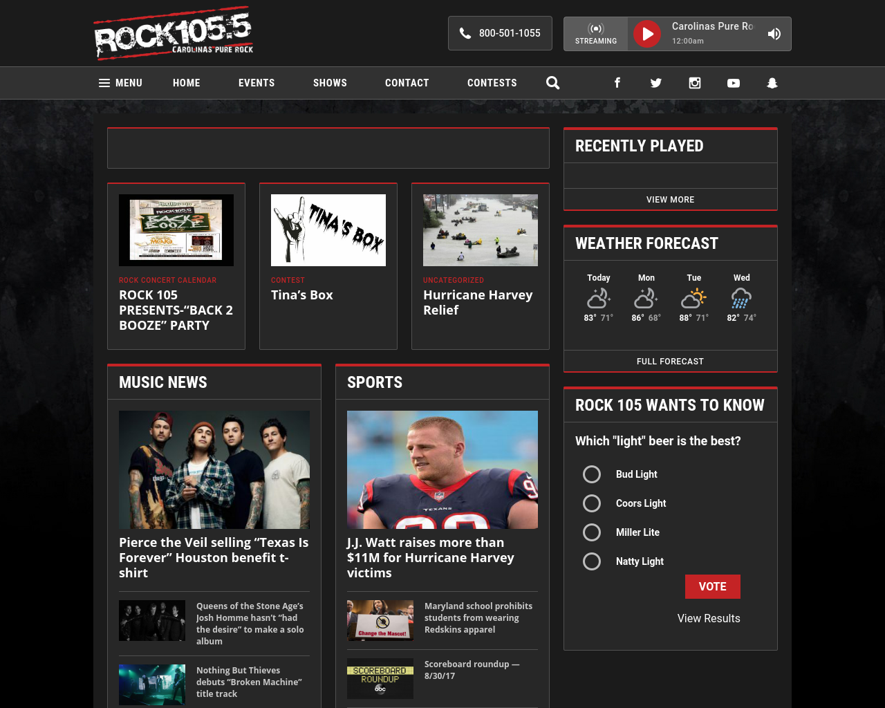 Rock-105.5-Advertising-Reviews-Pricing