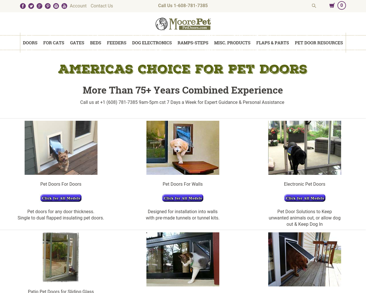 Moorepet-petdoors-Advertising-Reviews-Pricing