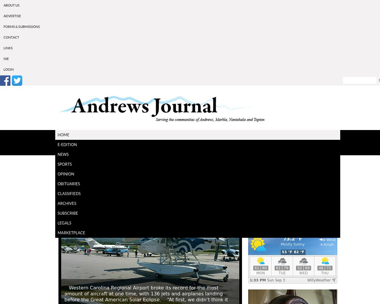 Andrews-Journal-Advertising-Reviews-Pricing