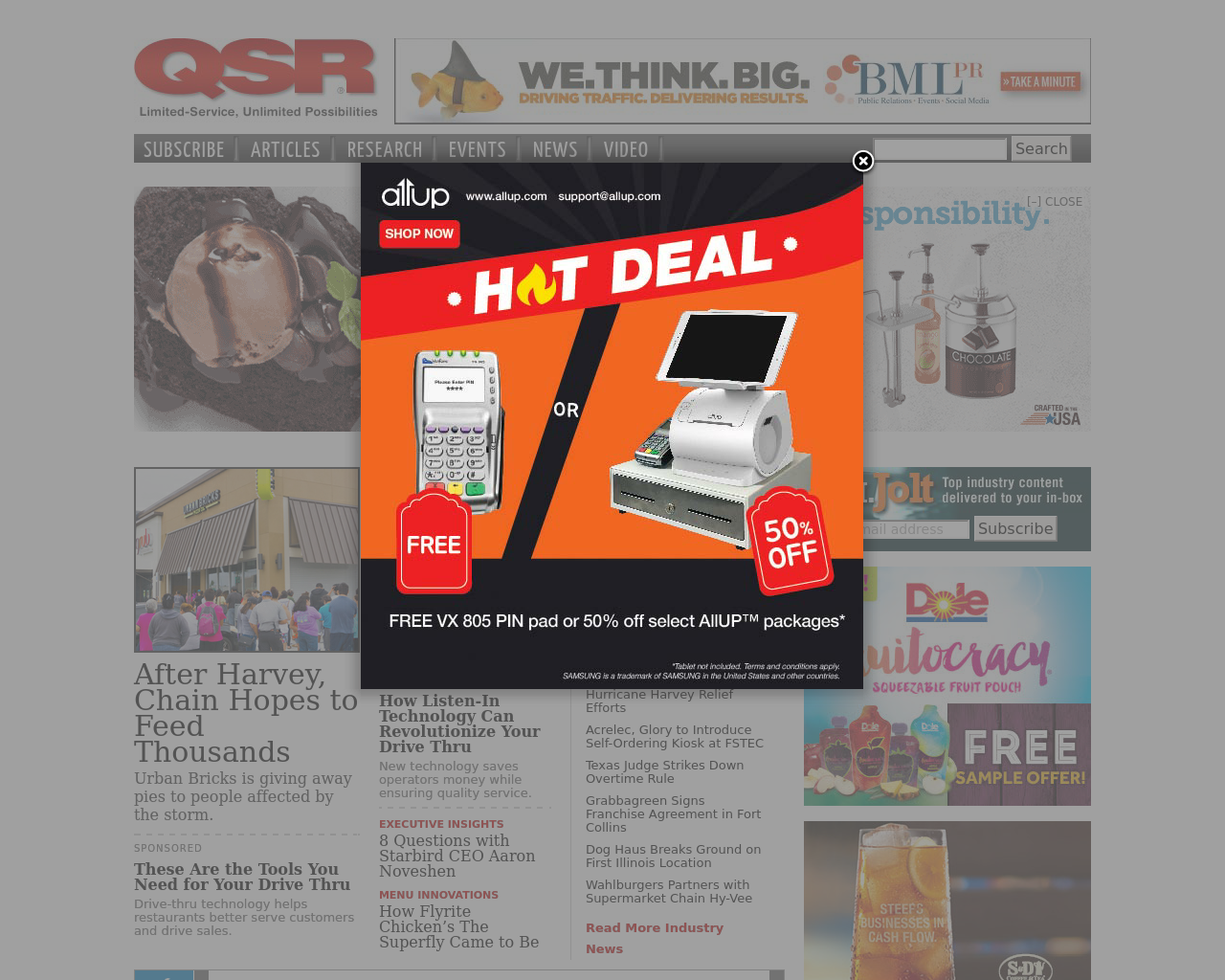 QSR-Magazine-Advertising-Reviews-Pricing