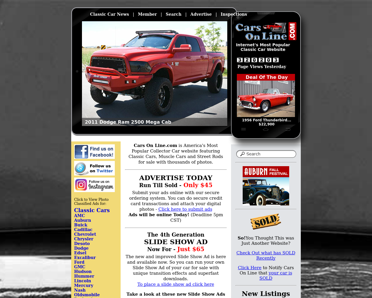 Cars-On-Line-Advertising-Reviews-Pricing