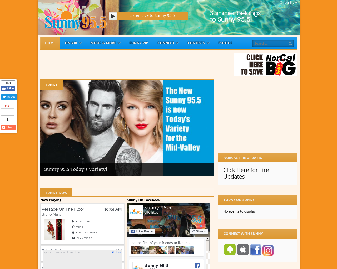 Sunny-95.5-Advertising-Reviews-Pricing