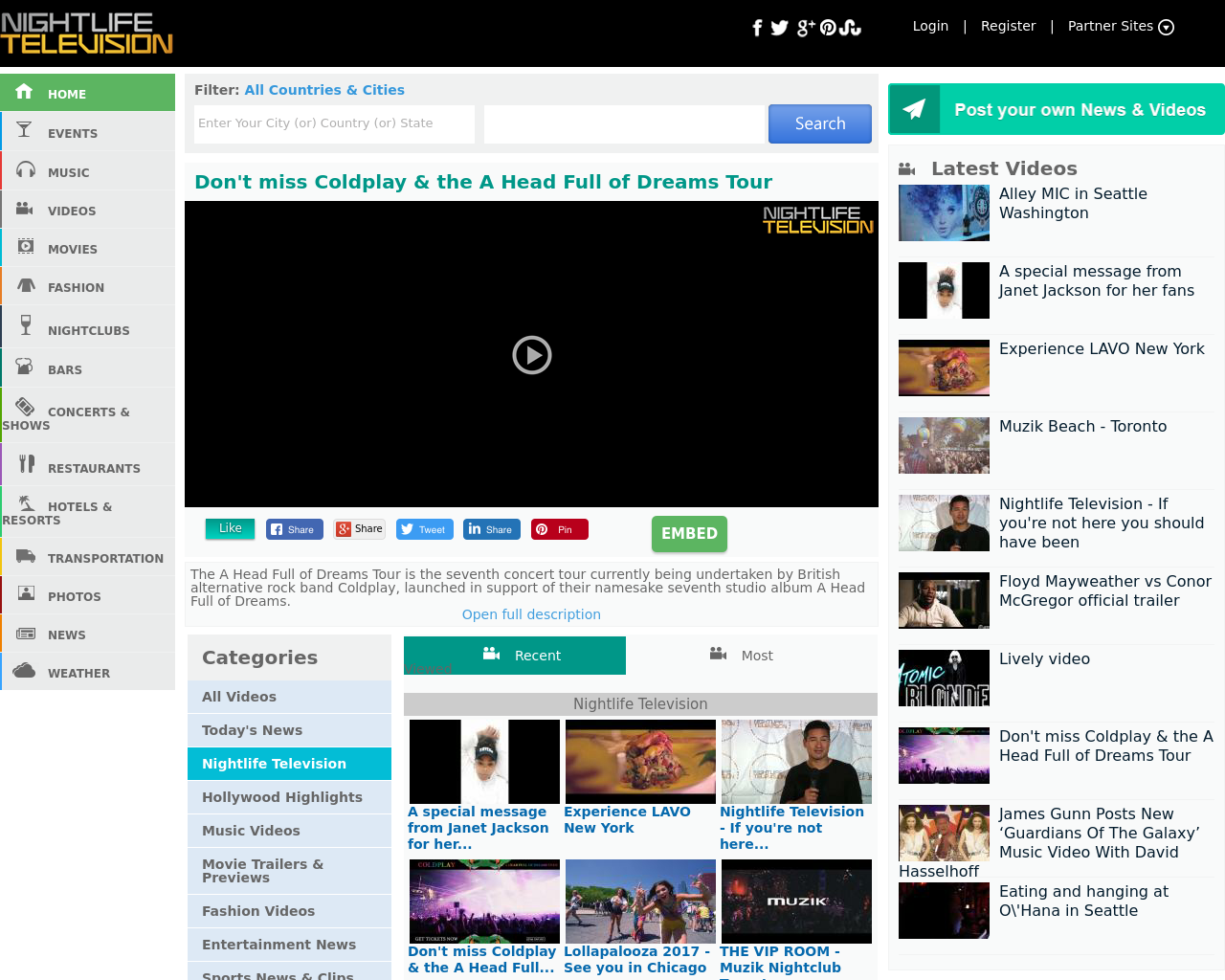 Nightlife-Television-Advertising-Reviews-Pricing
