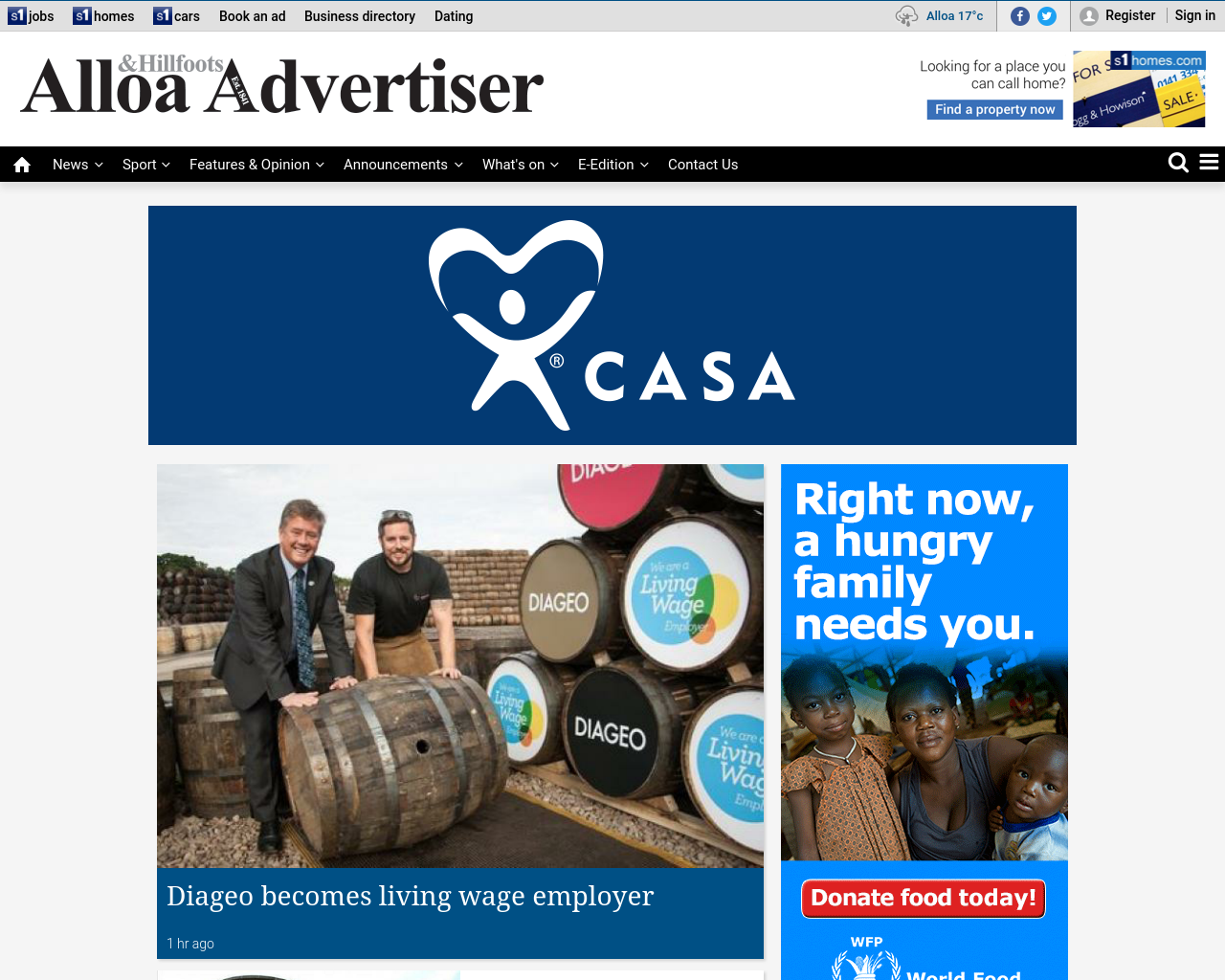 Alloa-Advertiser-Advertising-Reviews-Pricing