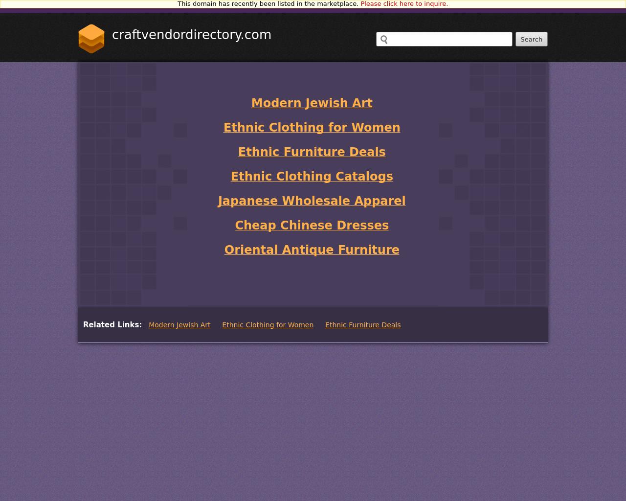 Craftvendordirectory.com-Advertising-Reviews-Pricing