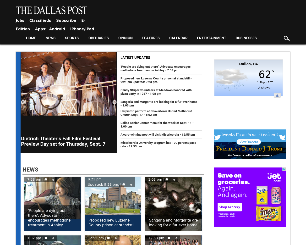 The-Dallas-Post-Advertising-Reviews-Pricing