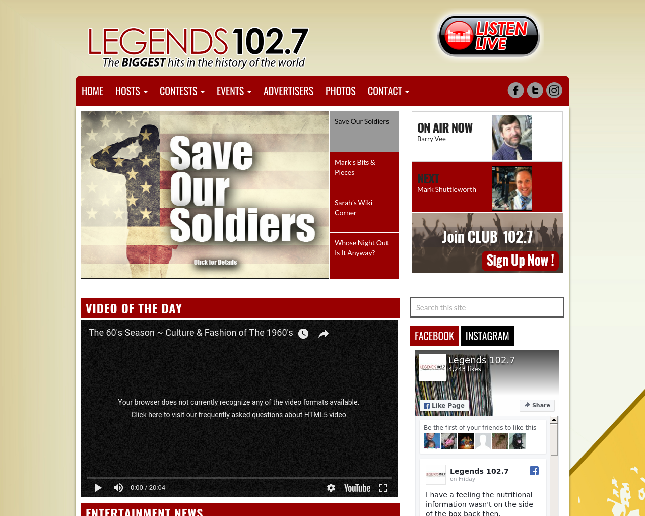Legends-102.7-Advertising-Reviews-Pricing