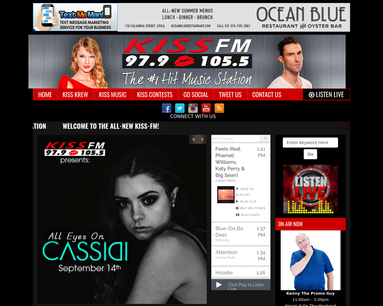 Kiss-FM-97.9/105.5-Advertising-Reviews-Pricing
