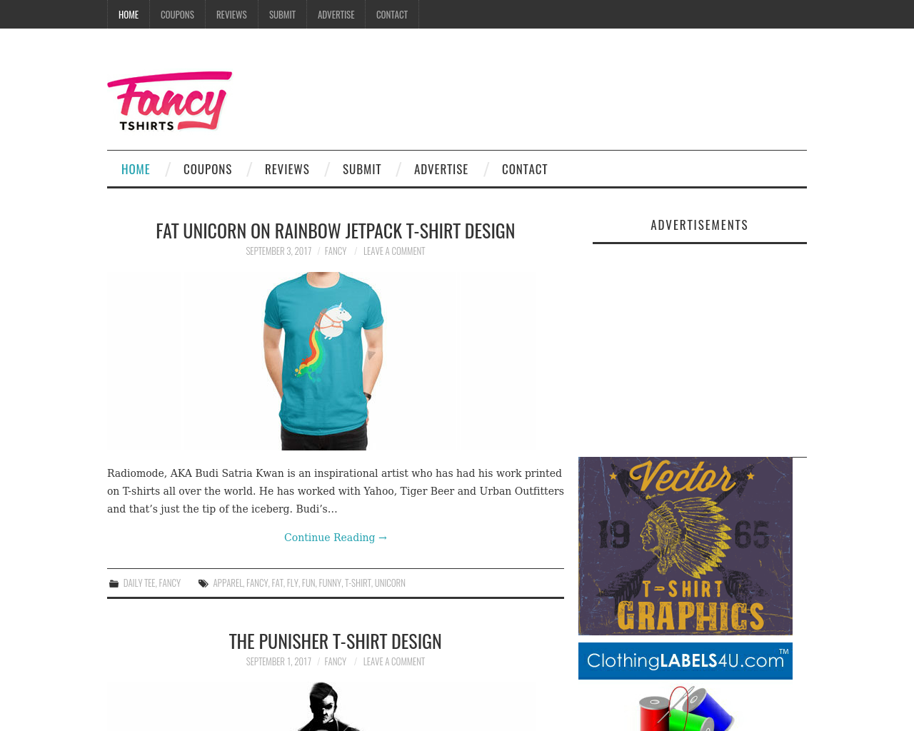 Fancy-tshirts-Advertising-Reviews-Pricing