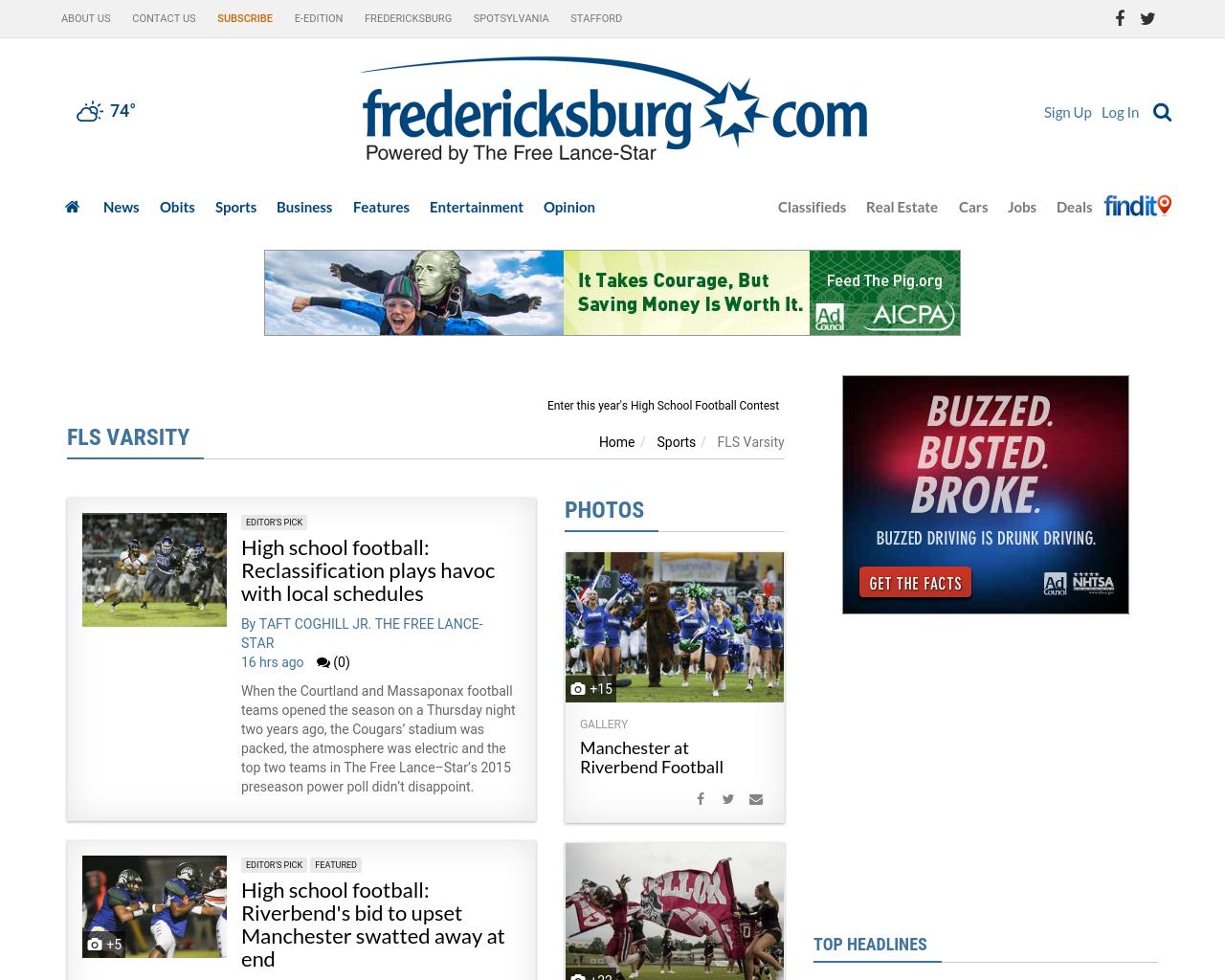 Fredericksburg-Advertising-Reviews-Pricing