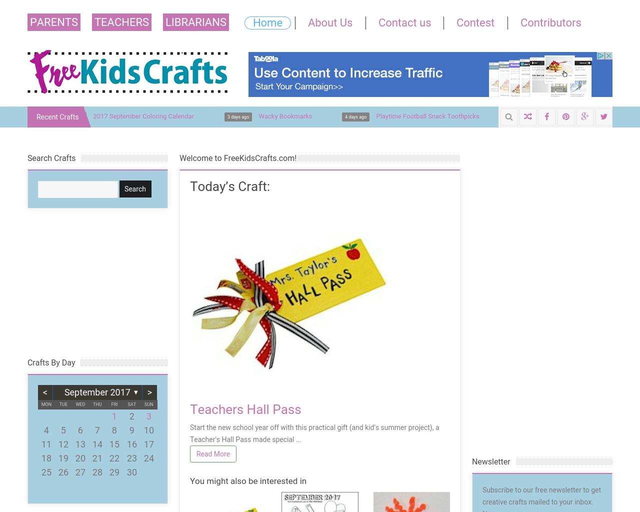 Free-Kids-Crafts-Advertising-Reviews-Pricing