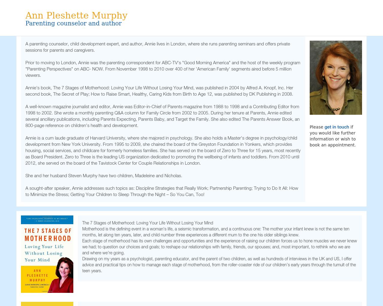 Ann-Pleshette-Murphy-Advertising-Reviews-Pricing