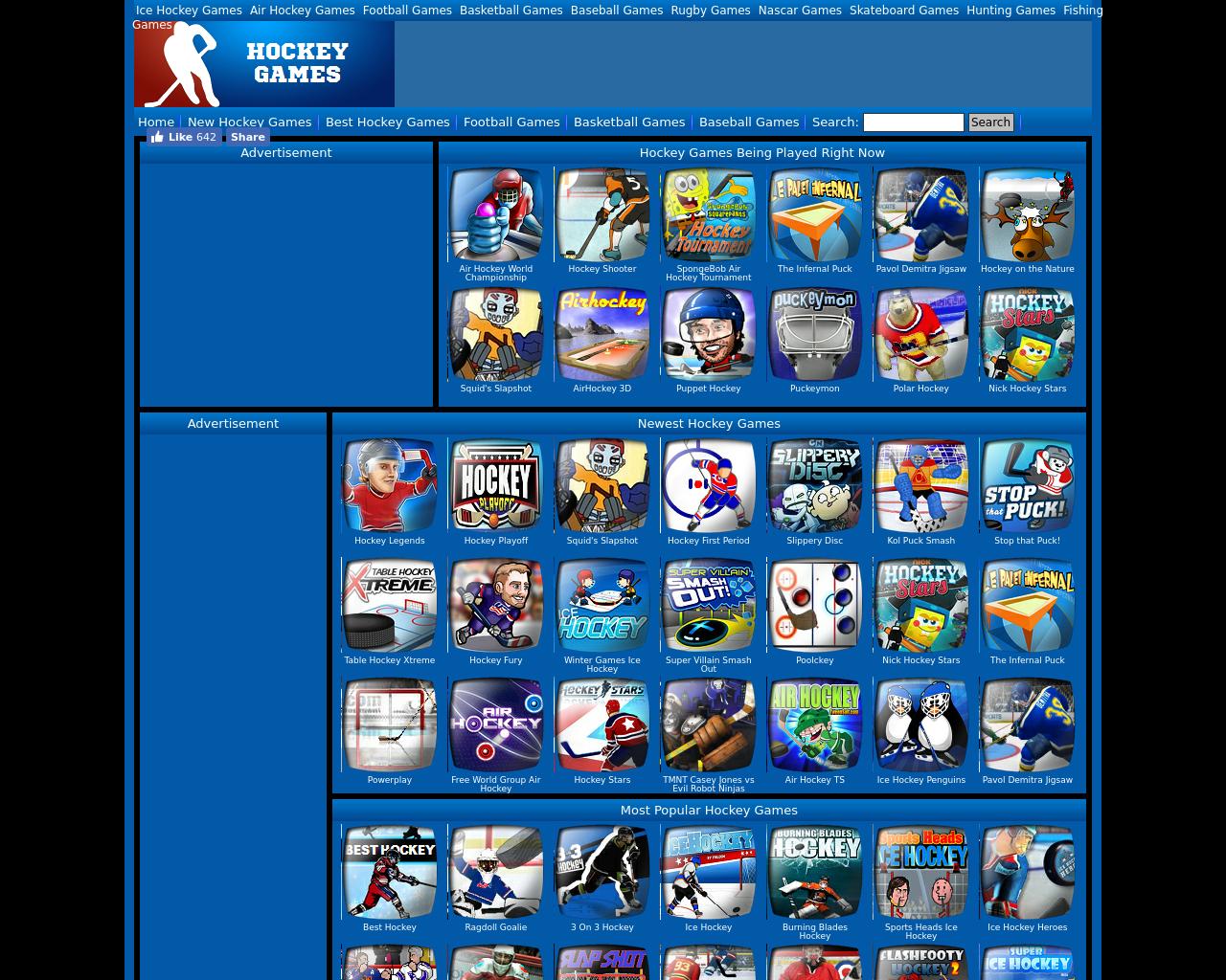 HOCKEY-GAMES-Advertising-Reviews-Pricing