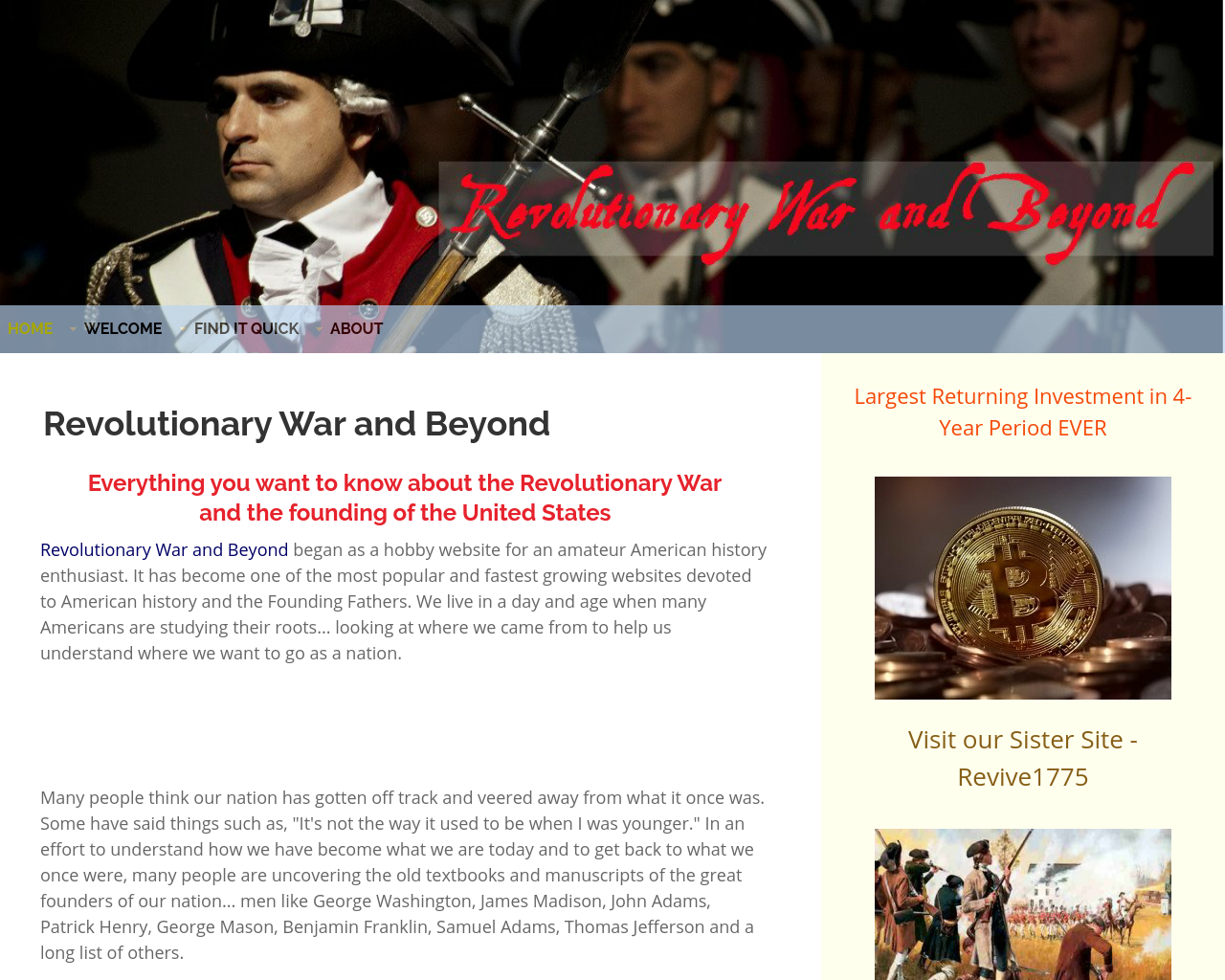 Revolutionary-War-and-Beyond-Advertising-Reviews-Pricing
