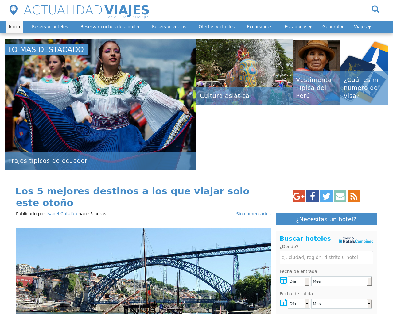 Actualidad-Viajes-Advertising-Reviews-Pricing