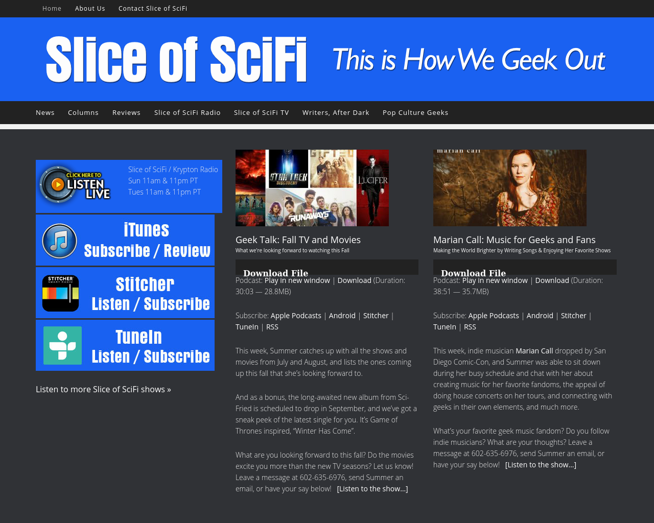 Slice-Of-Scifi-Advertising-Reviews-Pricing