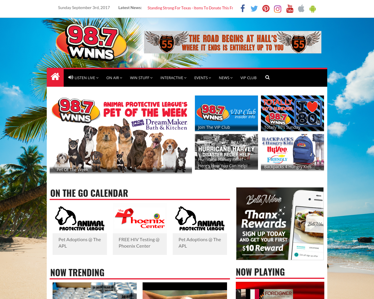 98.7-WNNS-Advertising-Reviews-Pricing