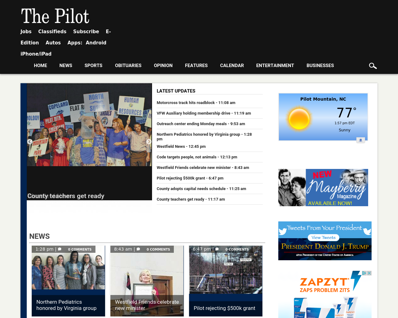 Pilot-Mountain-News-Advertising-Reviews-Pricing