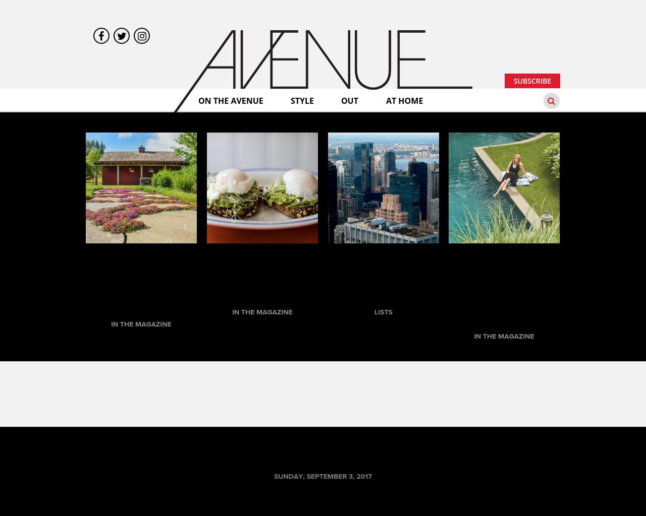 AVENUE-Magazine-Advertising-Reviews-Pricing