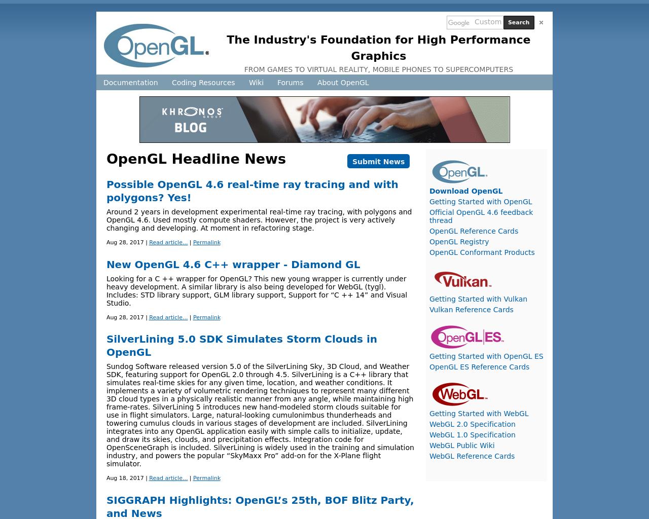 OpenGL-Advertising-Reviews-Pricing
