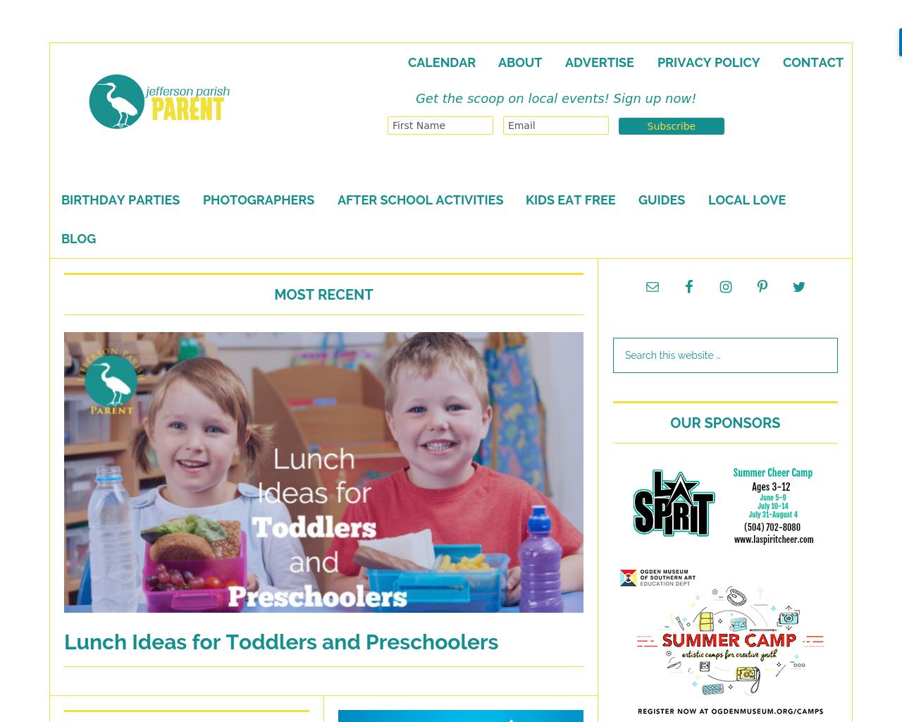 Jefferson-Parish-Parent-Advertising-Reviews-Pricing