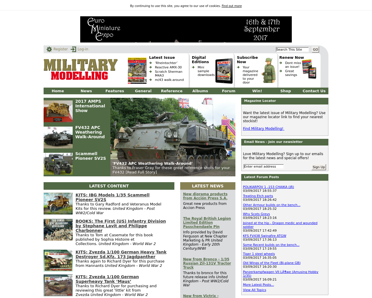 Military-Modelling-Advertising-Reviews-Pricing