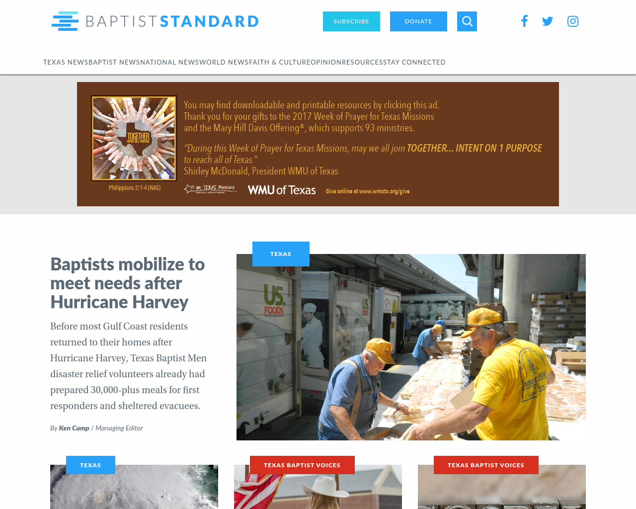 The-Baptist-Standard-Advertising-Reviews-Pricing