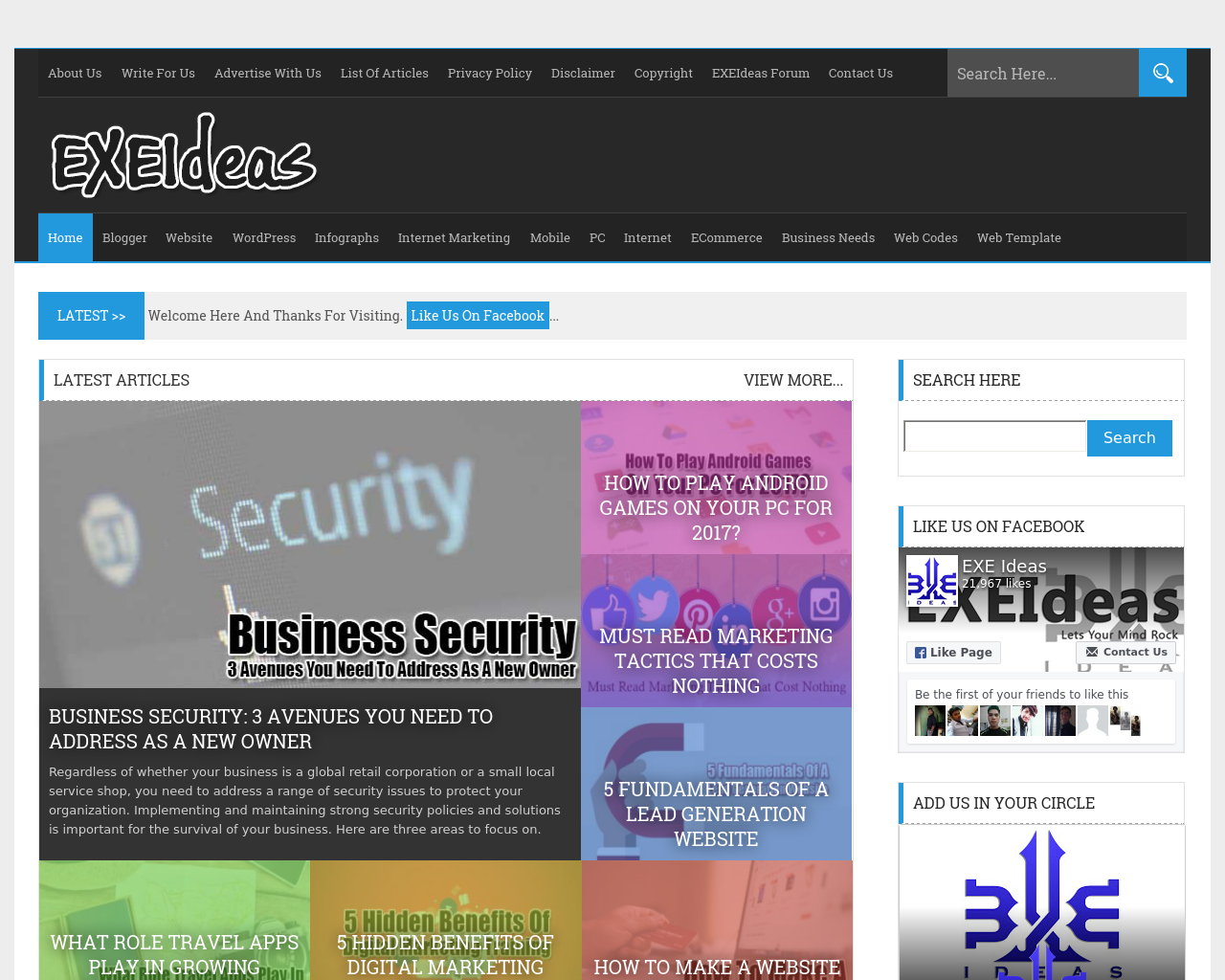 EXEIdeas-Advertising-Reviews-Pricing